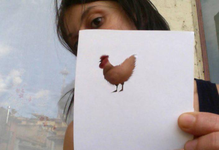 """Morena Fortino - Progetto """"Fantastic Bestiary"""""""
