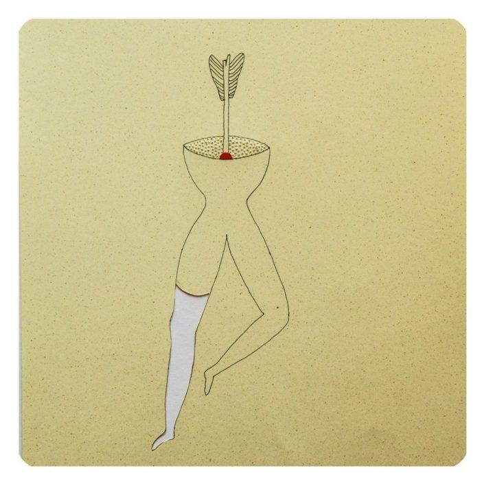 Morena Fortino Papercutting