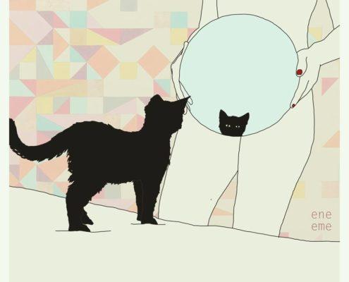 Morena Fortino - La chatte disegnata da eme.ene